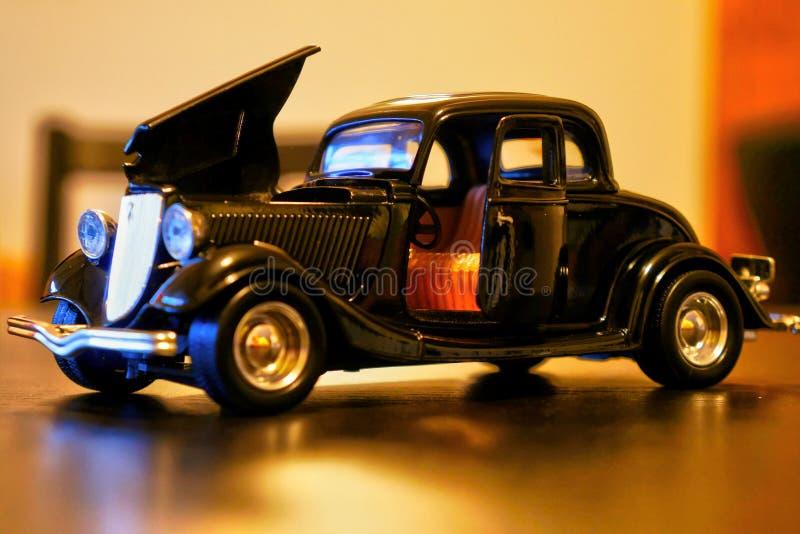 Modelo 1934 do carro do Oldtimer de Ford Coupe imagem de stock royalty free
