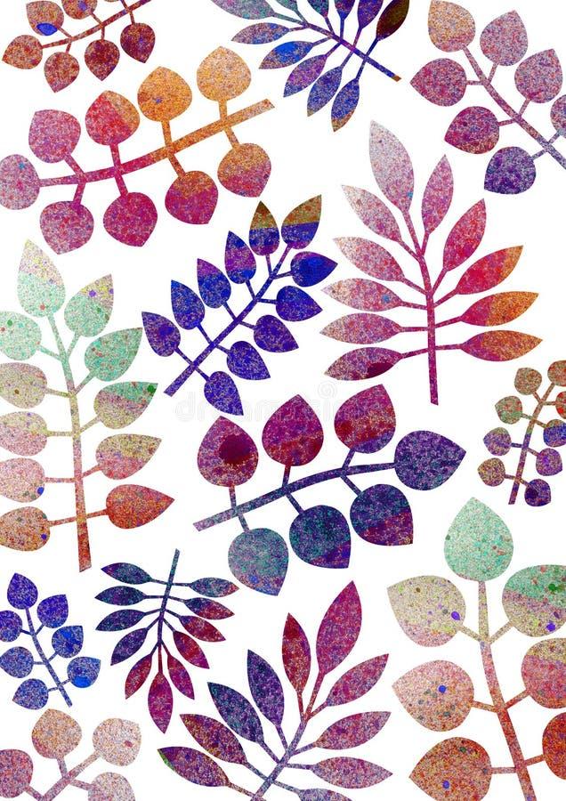 Modelo floral foto de archivo libre de regalías