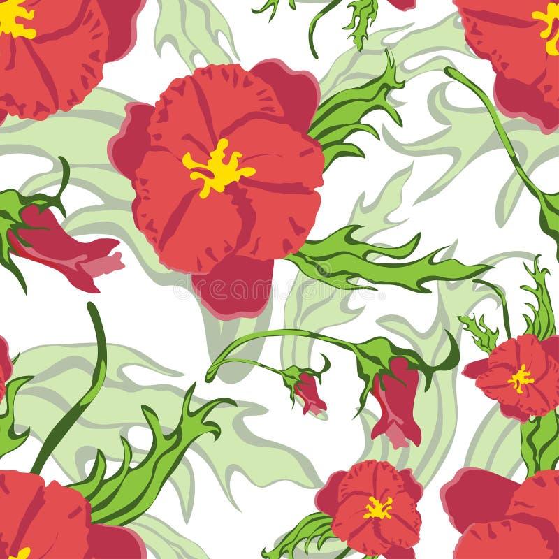 Modelo floral inconsútil libre illustration