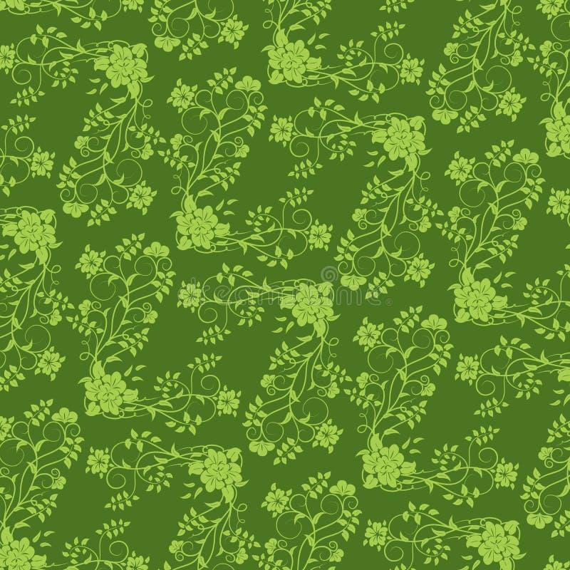 Modelo floral, vector libre illustration