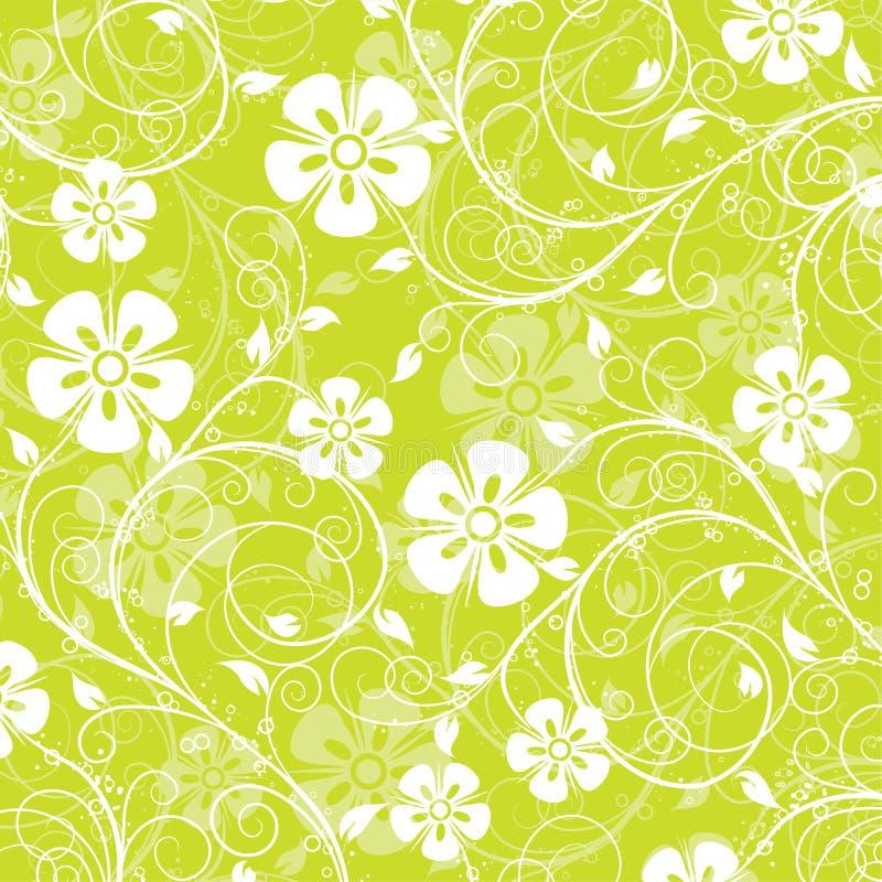 Modelo floral, vector ilustración del vector