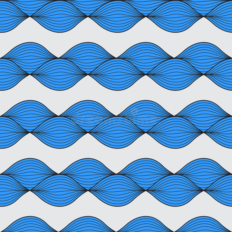 Modelo geométrico abstracto fotografía de archivo libre de regalías