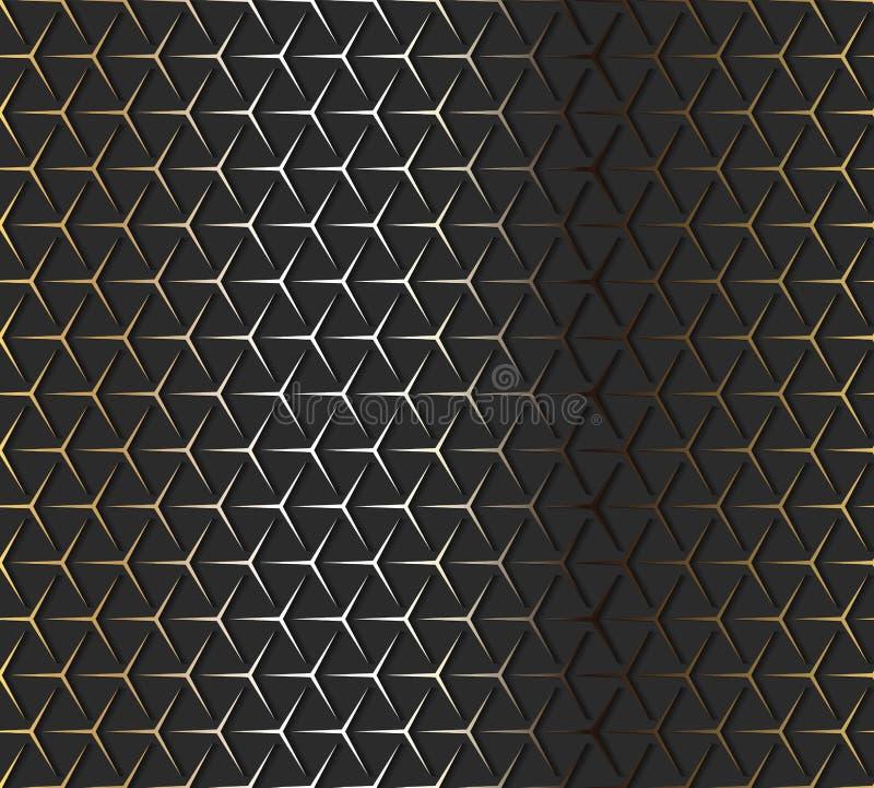 Modelo geom?trico abstracto con las l?neas, fondo incons?til del vector de los Rhombus A libre illustration