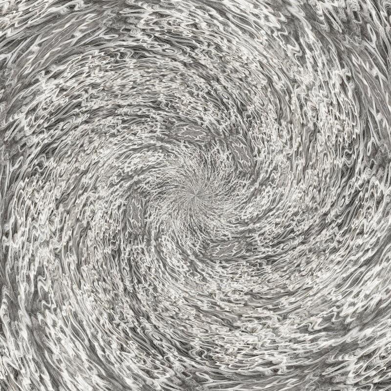 Modelo geom?trico abstracto de las ovejas de las lanas gris ilustración del vector