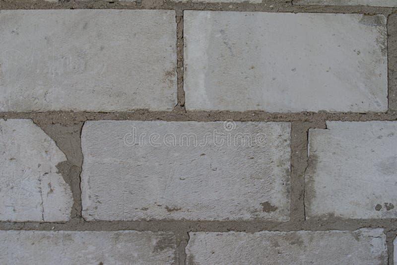 modelo gris de la textura del bloque de la ceniza imagenes de archivo