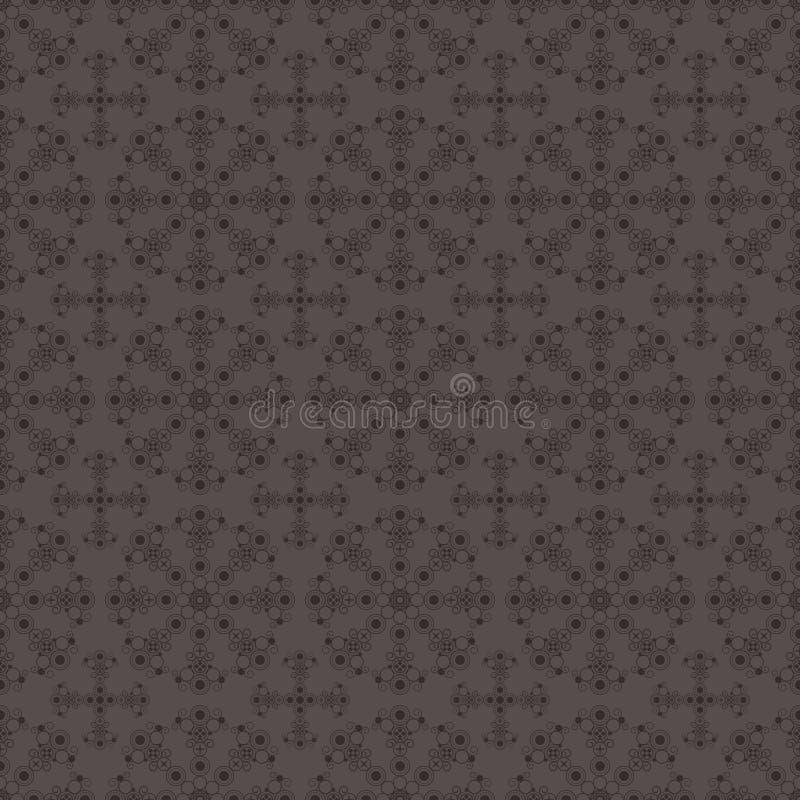 Download Modelo inconsútil ilustración del vector. Ilustración de adornado - 7278852