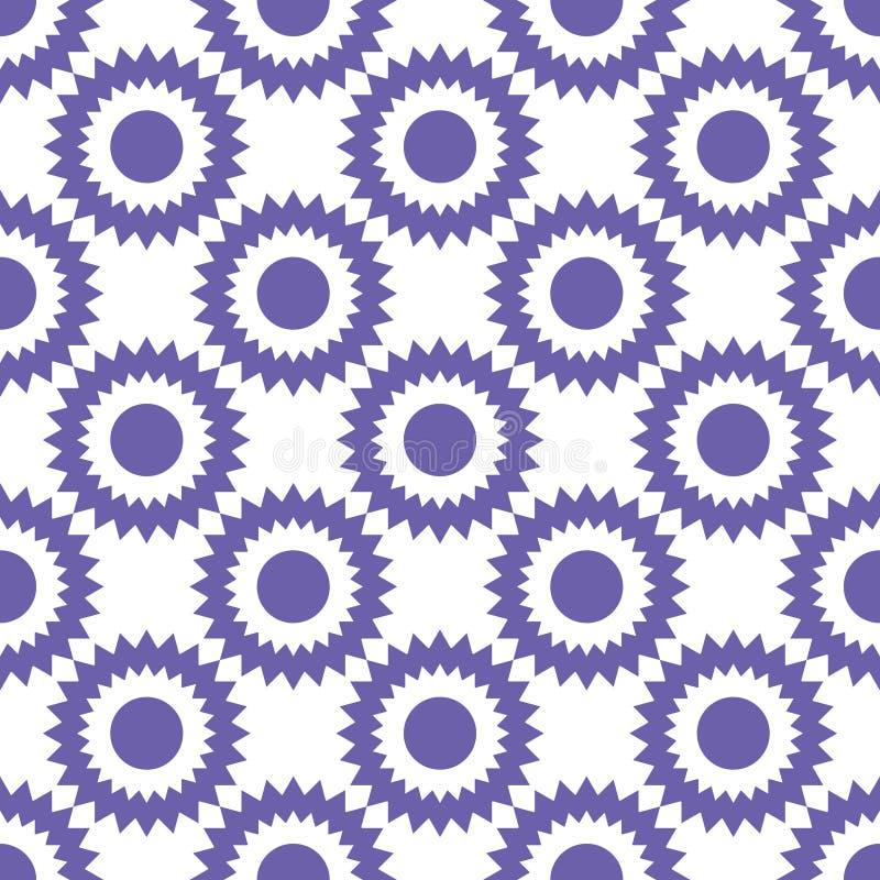 Download Modelo Inconsútil Abstracto Del Vector Stock de ilustración - Ilustración de textura, geometría: 42434799