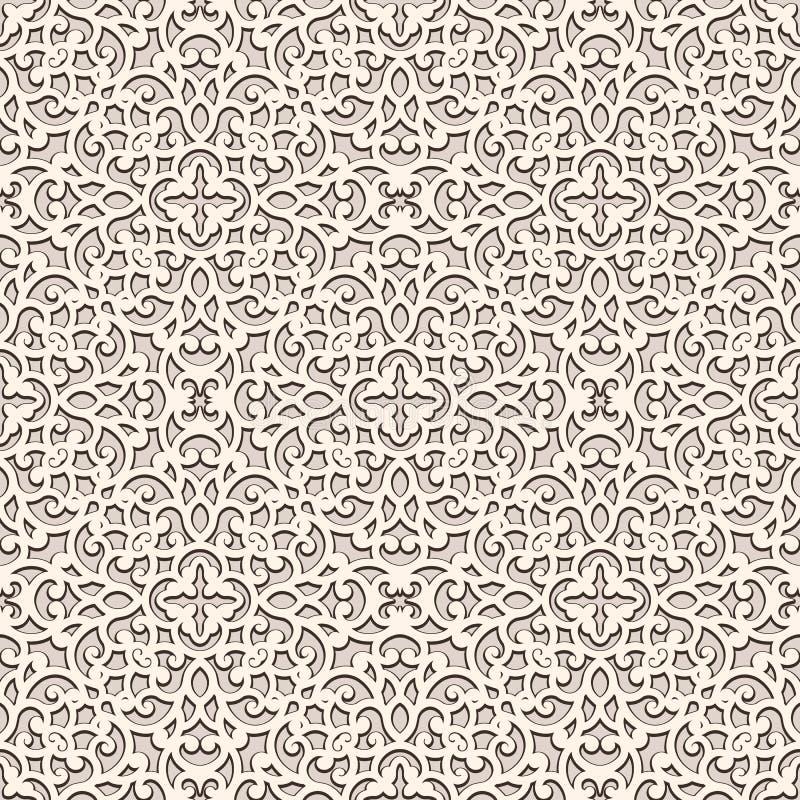Download Modelo Inconsútil Amarillento Ilustración del Vector - Ilustración de elegante, prospera: 42438169