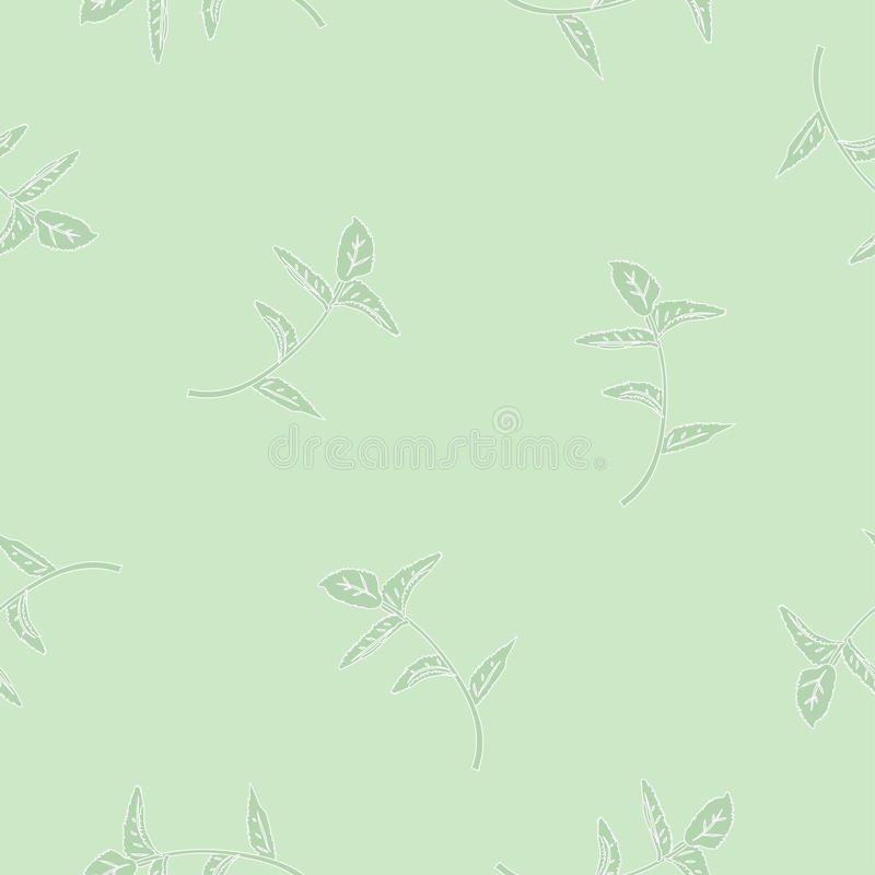 Download Modelo inconsútil apacible ilustración del vector. Ilustración de bosque - 44851289