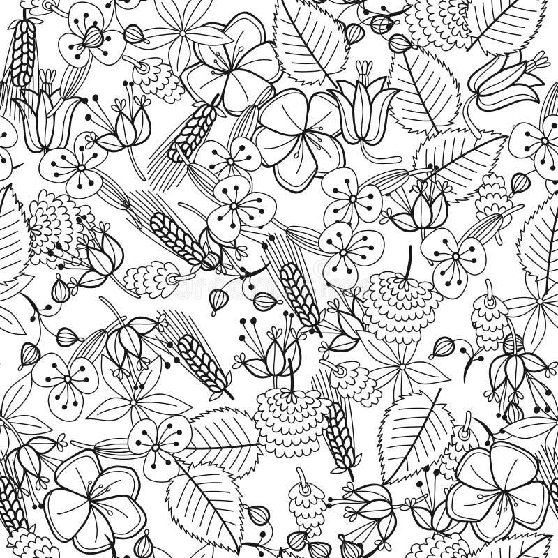 Excepcional Hoja Para Colorear De Flores Imagen - Dibujos Para ...