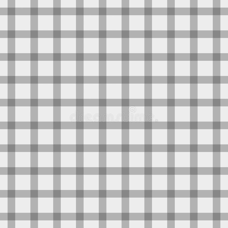 Modelo inconsútil con los cuadrados grises Fondo geométrico libre illustration