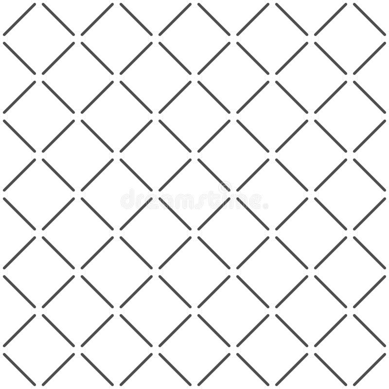 Modelo inconsútil de cuadrados Enrejado inusual Backgrou geométrico imagenes de archivo