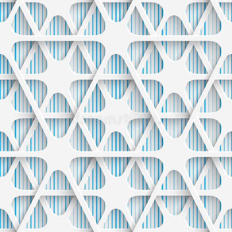 Modelo inconsútil de la tecnología Fondo contemporáneo abstracto ilustración del vector