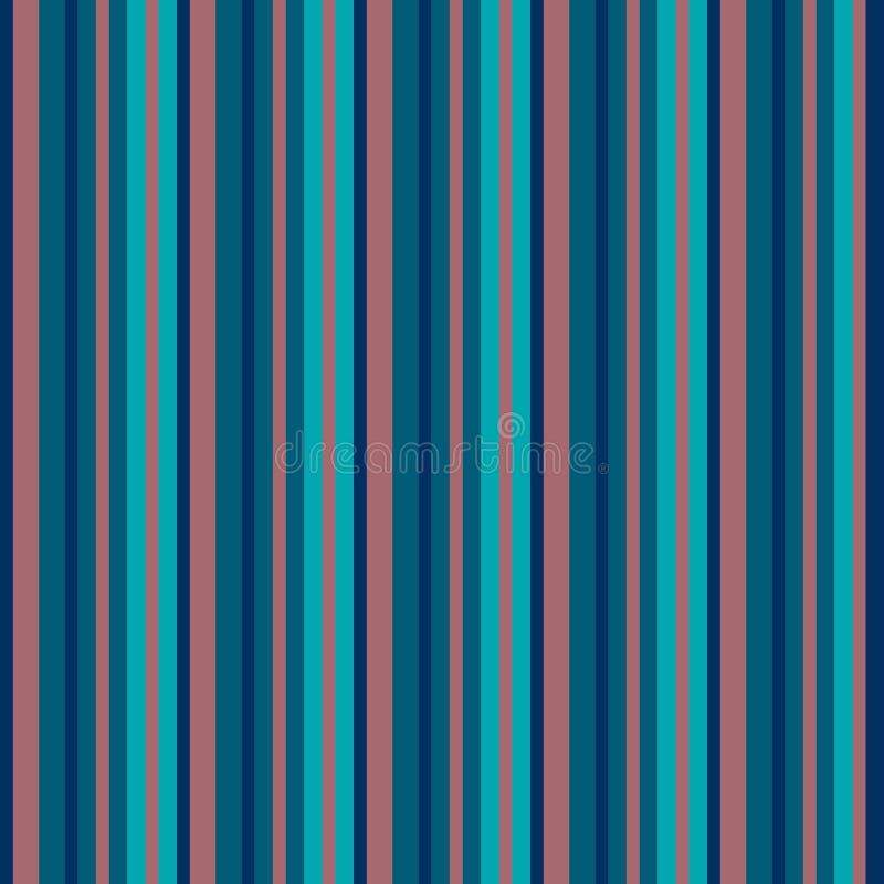 Modelo inconsútil de las rayas del estilo colorido Fondo abstracto del vector libre illustration