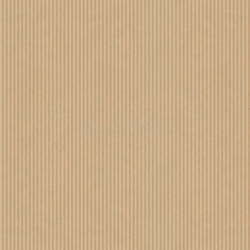 Modelo inconsútil de las rayas verticales en la textura de papel stock de ilustración
