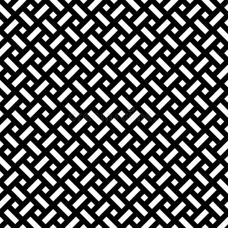 Modelo inconsútil de Rhombus y de rectángulos Fondo geométrico imagenes de archivo