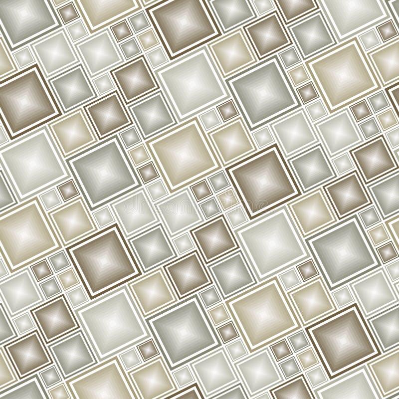 Modelo inconsútil del azulejo libre illustration