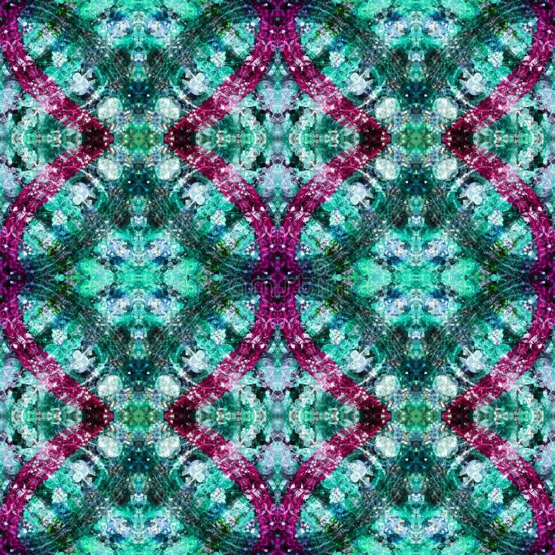 Download Modelo Inconsútil Del Caleidoscopio Imagen de archivo - Imagen de geométrico, púrpura: 44857529