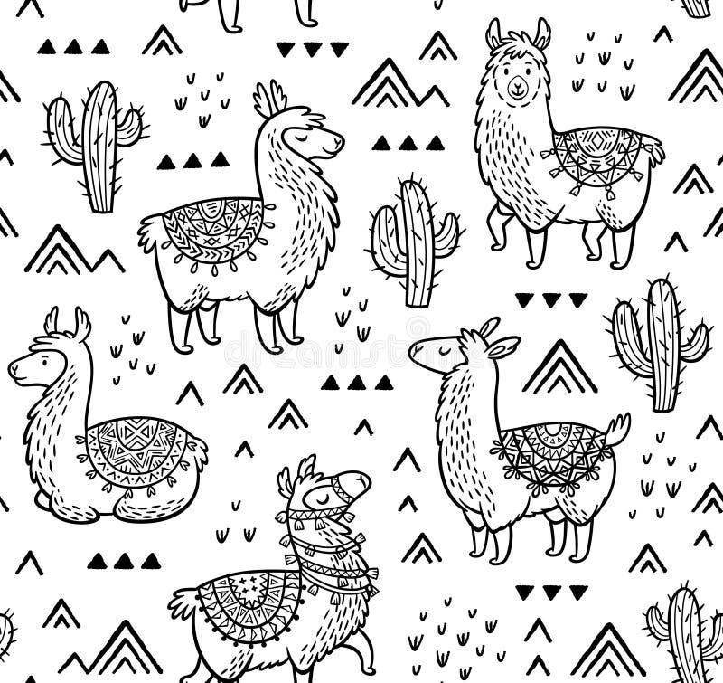 Dorable Alpaca Para Colorear Fotos - Ideas Para Colorear ...