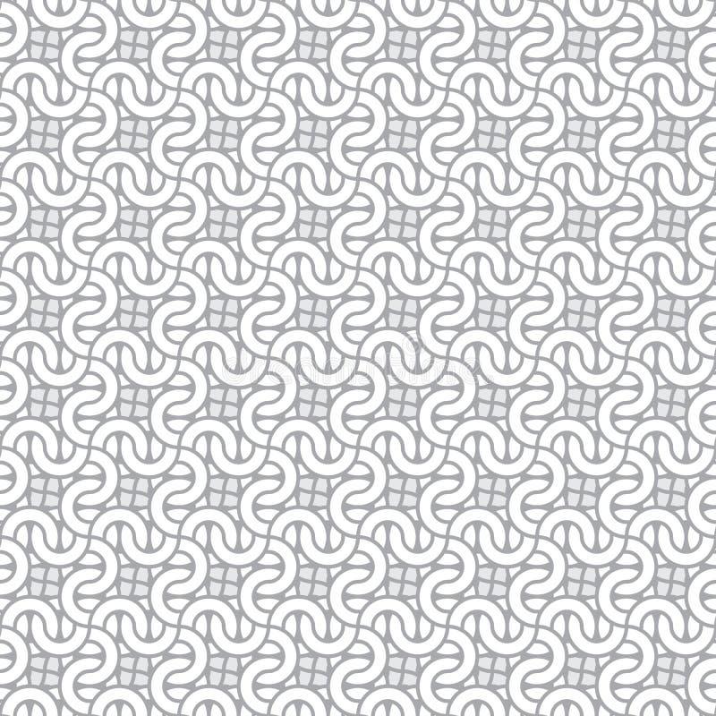 Modelo inconsútil del entrelazamiento del vector simple libre illustration