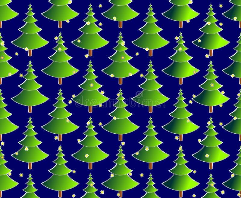 modelo inconsútil del `s del Piel-árbol libre illustration