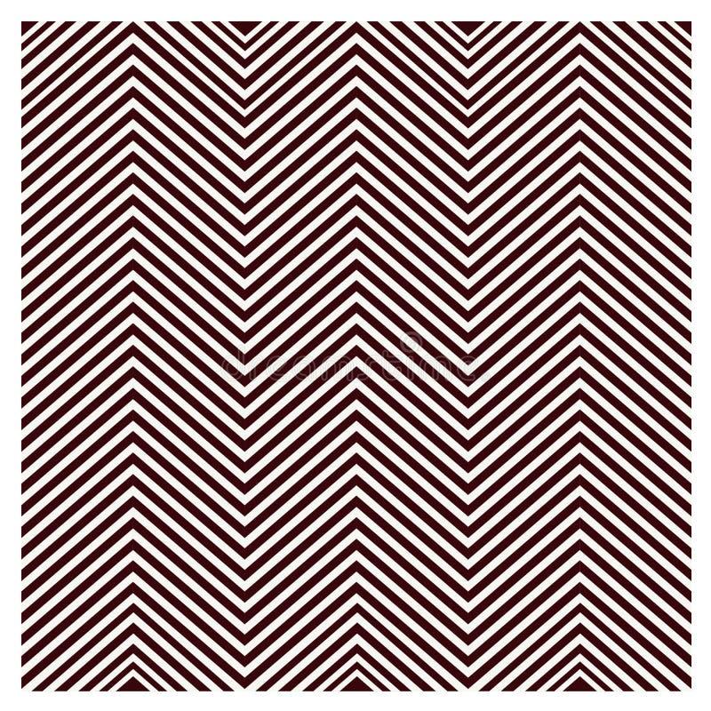 Modelo inconsútil determinado del vector textura con estilo moderna Repetición del geome ilustración del vector