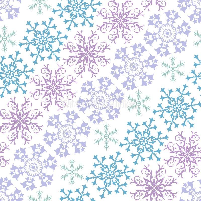Modelo Inconsútil En Colores Pastel De La Navidad Abstracta ...
