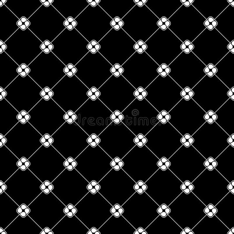 Modelo inconsútil Enrejado inusual Fondo geométrico imagenes de archivo