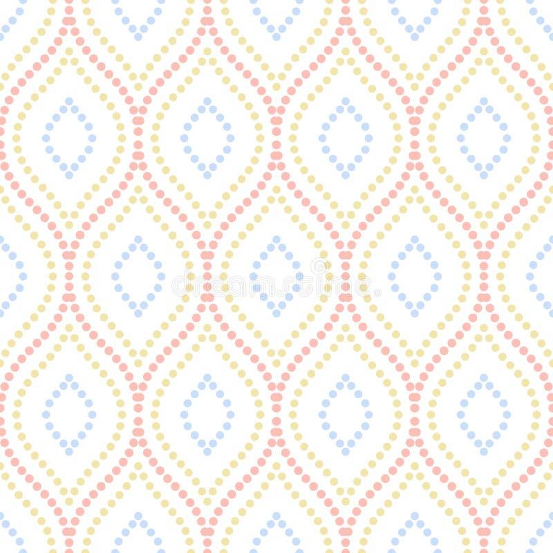 Modelo inconsútil geométrico del vector libre illustration