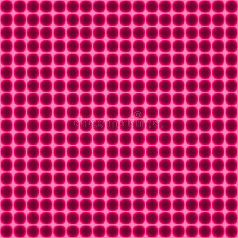 Modelo inconsútil ligero, ejemplo del espacio, vector ilustración del vector