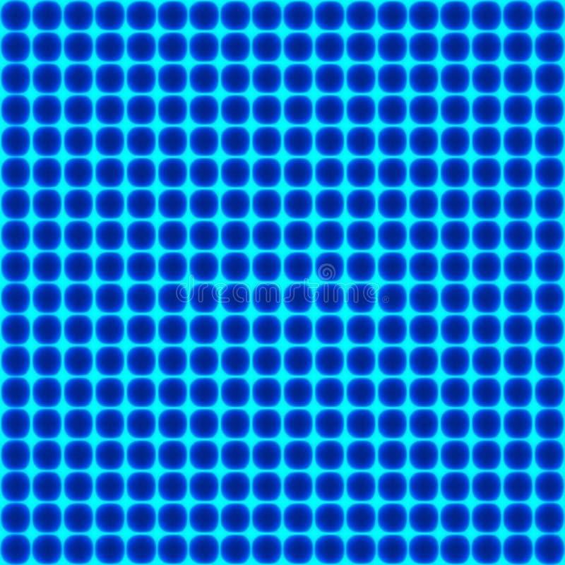 Modelo inconsútil ligero, ejemplo del espacio, vector stock de ilustración