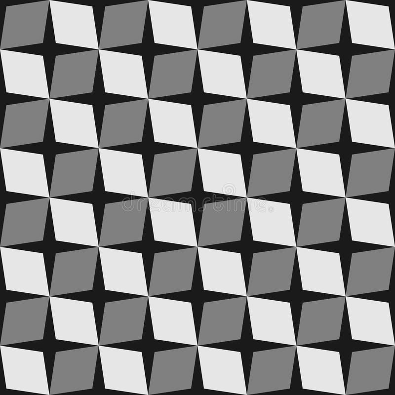 Modelo inconsútil moderno imagen de archivo