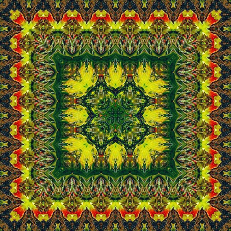 Download Modelo Inconsútil, Pintura Al óleo Stock de ilustración - Ilustración de colorido, lila: 42442326