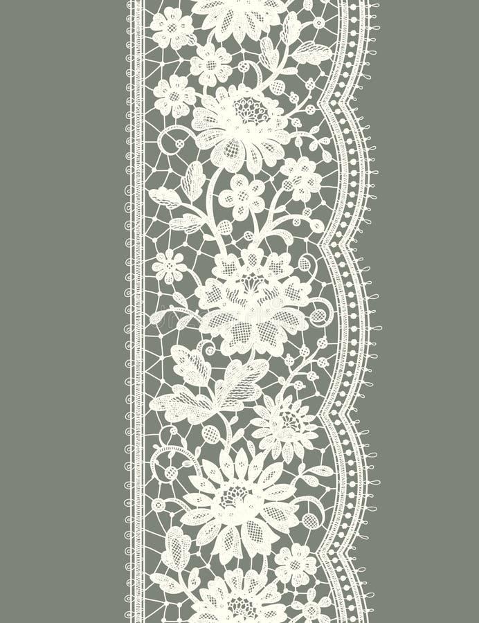 Modelo inconsútil vertical del cordón stock de ilustración
