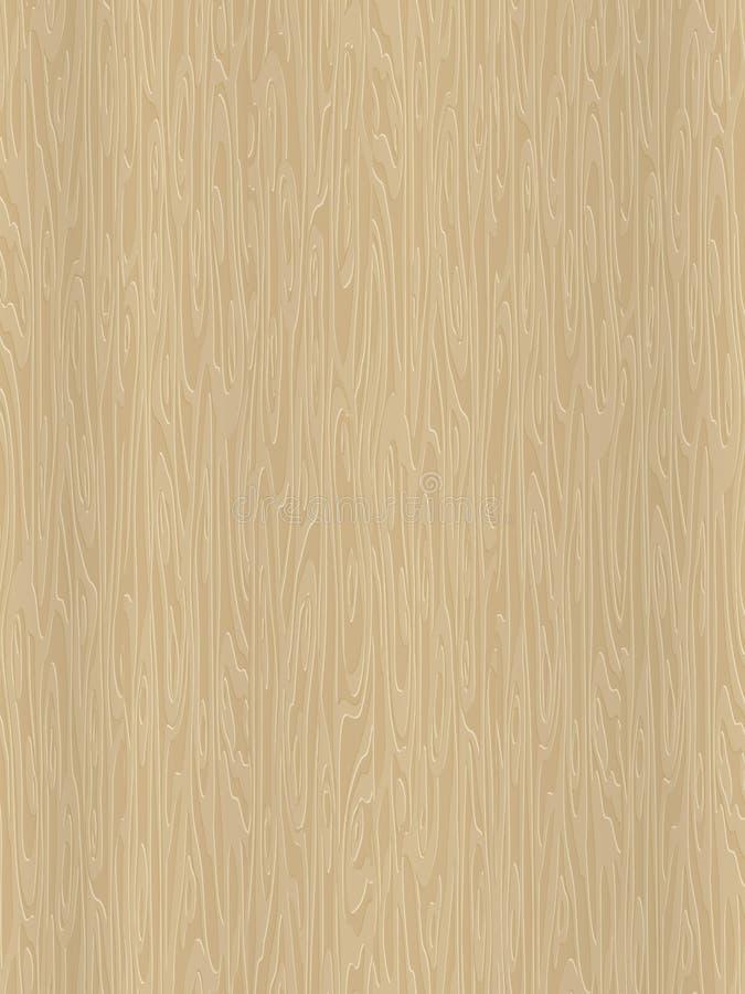 Modelo incons?til de madera Modelo del descenso a las muestras y anjoy justos EPS 10 stock de ilustración