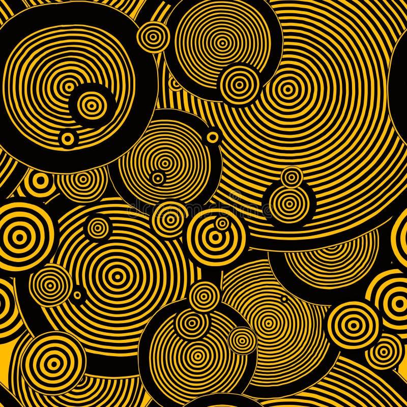 Modelo a mano africano del ethno, fondo tribal Puede ser utilizado para el papel pintado, la p?gina web y otras Ilustraci?n del v