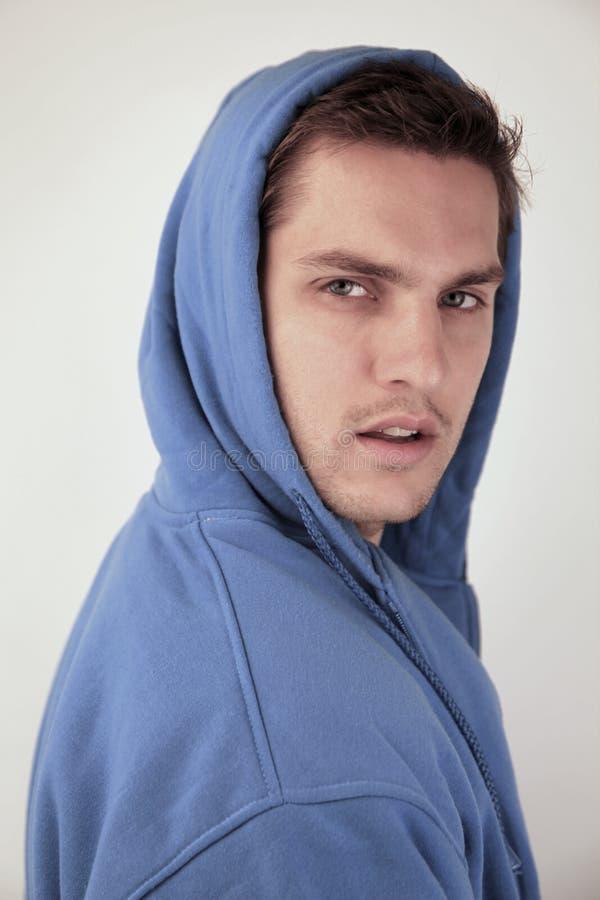 Modelo masculino considerável fotos de stock royalty free