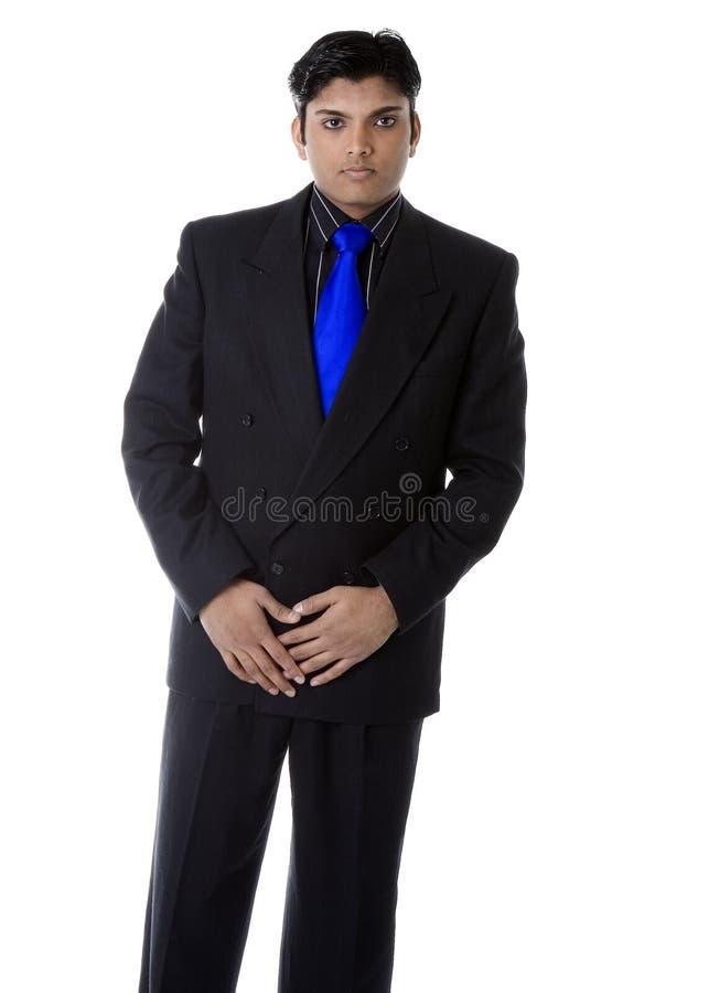 Modelo masculino en juego de asunto fotografía de archivo