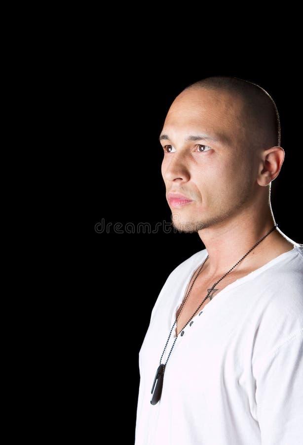 Modelo masculino novo do filipinoo imagens de stock