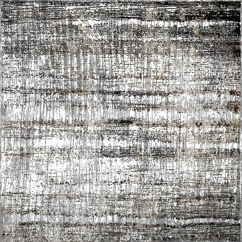 Modelo moderno de la repetición de la textura del batik del teñido anudado stock de ilustración
