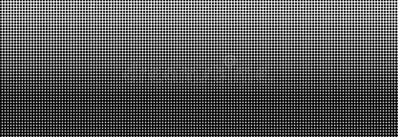 Modelo monocrom?tico abstracto Tono medio blanco y negro Textura óptica del fondo monocromático para los carteles, tarjetas de vi ilustración del vector