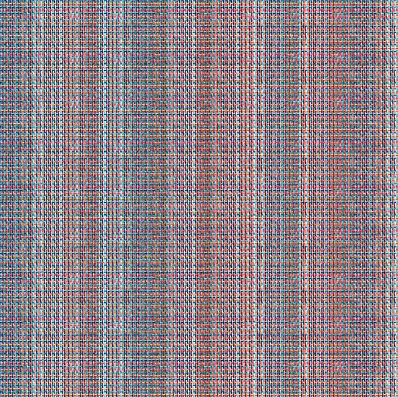 Modelo multicolor inconsútil Textura de mimbre foto de archivo libre de regalías