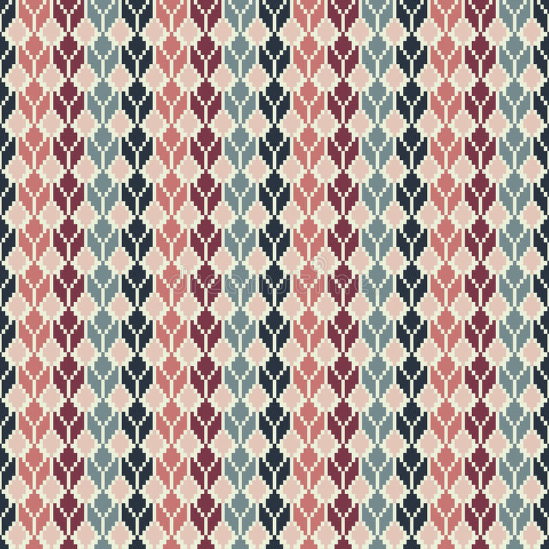 Modelo nativo multicolor geométrico inconsútil libre illustration