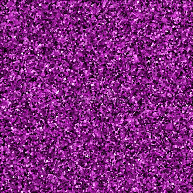 Modelo púrpura inconsútil de lujo de la textura del brillo del extracto EPS 10 ilustración del vector