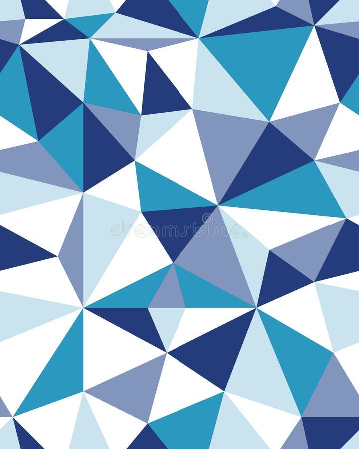 Modelo poligonal inconsútil fotos de archivo libres de regalías