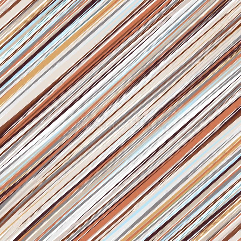 modelo rayado vertical Tan-entonado. Vector ilustración del vector