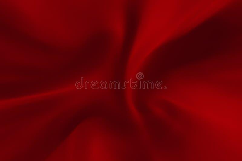 Modelo rojo de la textura del fondo de la moda stock de ilustración