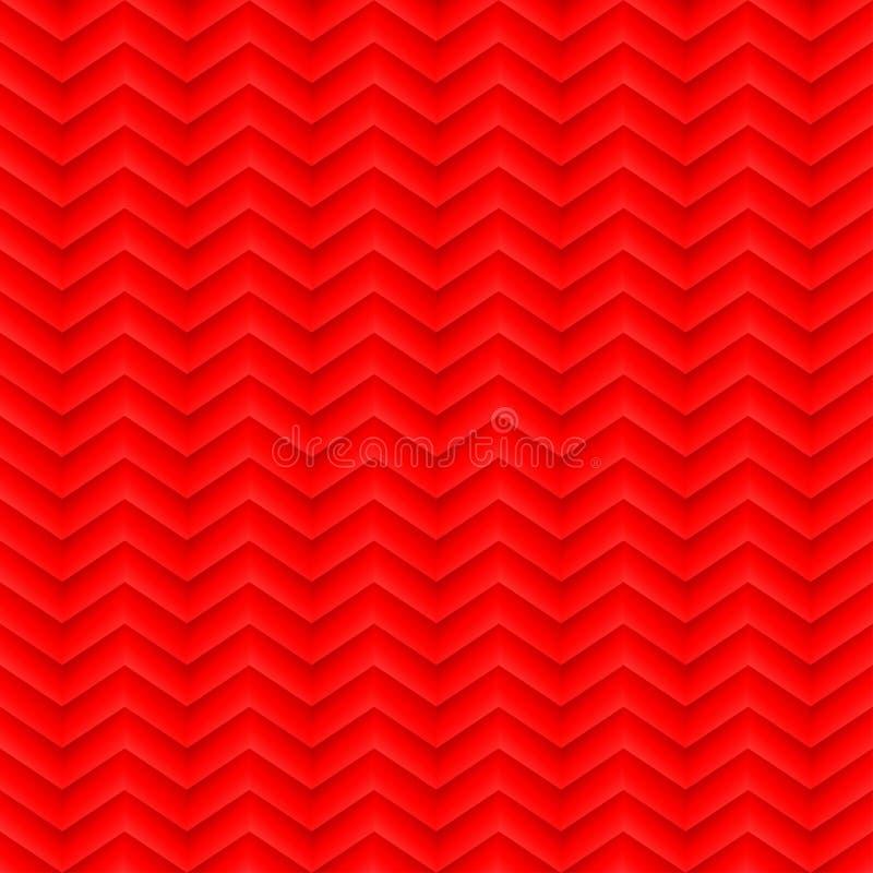 Modelo rojo del galón libre illustration