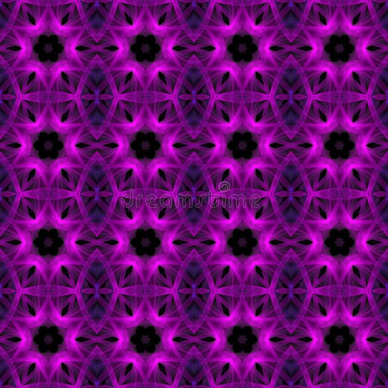 Modelo rosado oscuro del extracto de la estrella libre illustration
