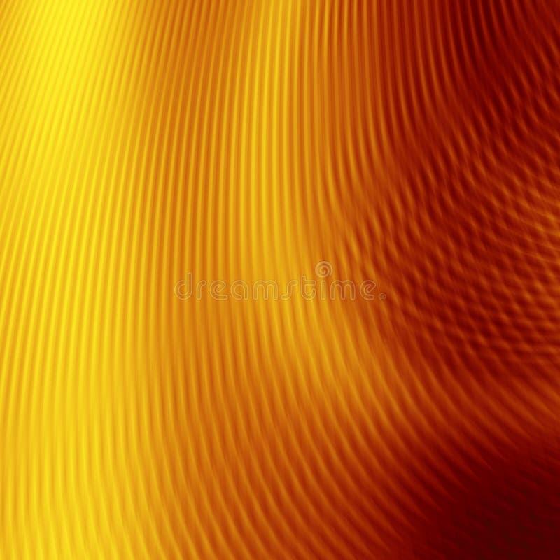 Modelo simple anaranjado del terciopelo del fondo ilustración del vector